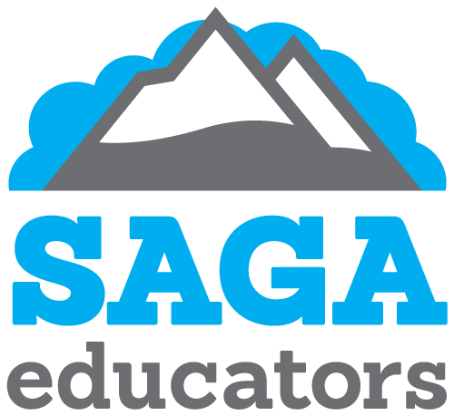 saga educators logo